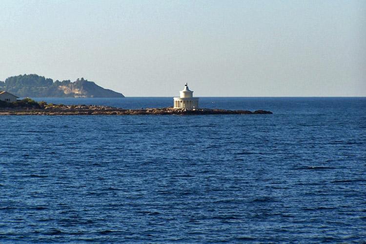 Argostoli è il capoluogo dell\'isola di Cefalonia